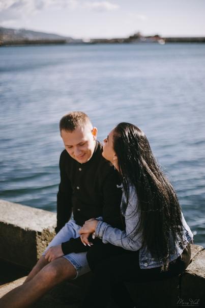 Фотосессия в Ялте (Love story) Алина 9.18