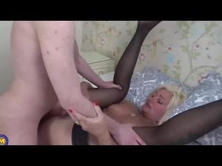 ПОРНО — ЕЙ 49 — ВЗРОСЛАЯ БАБА ИМЕЕТ ЧТО-ТО ОБЩЕЕ С МОЛОДЫМ ФЁДОРОМ — mature gilf milf granny sex porn — Ellen b