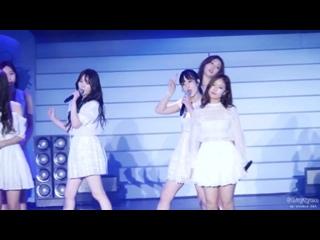 170729 | Lovelyz - Hi~ | Alwayz - 2017 Summer Concert
