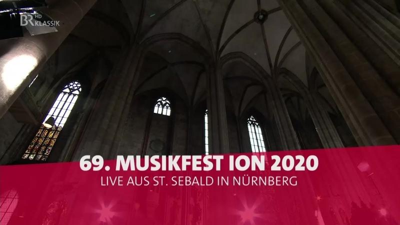 Nah Bei Dir Musikfest ION Eröffnungskonzert Nürnberg 27 06 2020