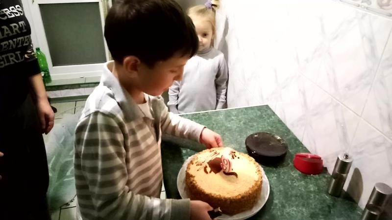 День народження Івасика🎂