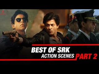 Best of SRK's Action Scenes Part 2