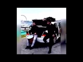 Таджики танцуют под CHERRY BERRY