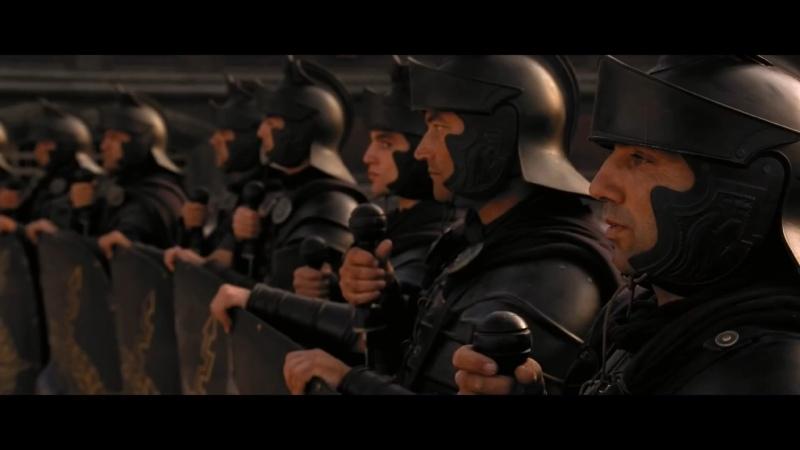 Максимус против Коммода на арене Колизея HD 1