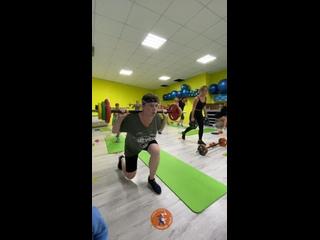 Фитнес клуб | NFITNESS | Ярославль kullanıcısından video