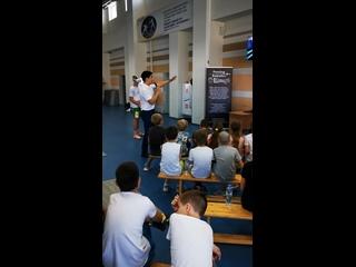 วิดีโอโดย Fencing Robotics