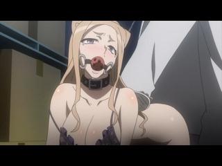 Искусственный отбор(Triage X) - 04 [RUS озвучка] (боевик, аниме эротика,этти,ecchi, не хентай-hentai)