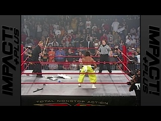 Sabu vs New Jack vs The Sandman (NWA-TNA PPV #44)