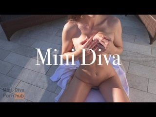 Утрений секс с Mini Diva [порно, секс, трахает, русское, инцест, мамка, домашнее]