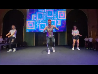 Video by Zumba® во Владимире, Танцы Fitness Зумба фитнес