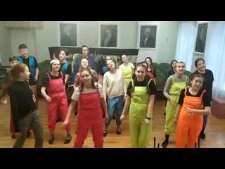 Гимн фестиваля «Театральные ступеньки»