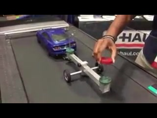 Автомобильные Тесты Загрузка прицепов
