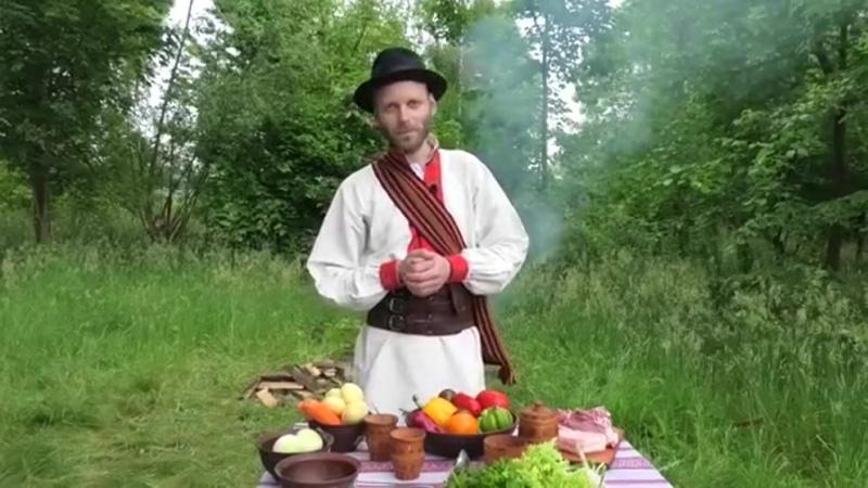 Бограч Гуцульський рецепт Готуємо разом Смачна Довбушева юшка 360p