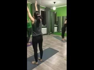 Виньяса-флоу йога в Ом Шани (Ольга Ширяева)