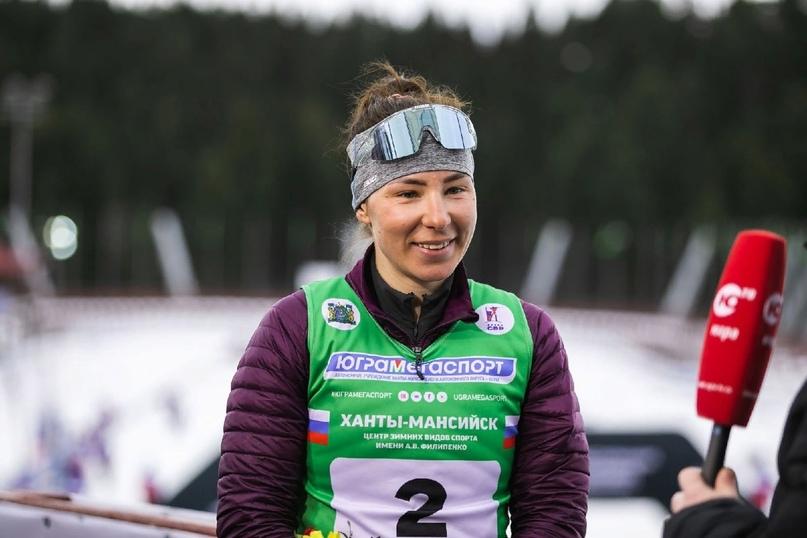 Российская биатлонистка Наталья Ушкина сообщила, что не изменит решения о переходе в Румынию.