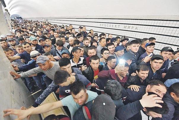 Власти ждут рекордного прироста миграции за 25 лет...