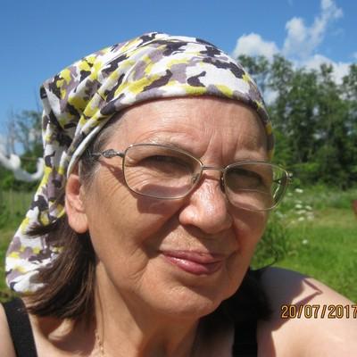 Нина Акимова, Пермь