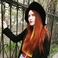 Фотография Анны Багинской
