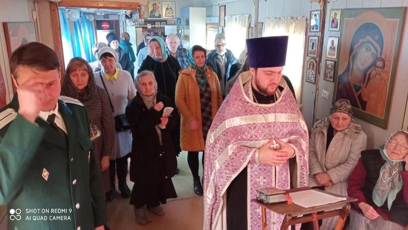 В Челябинск привезли мощи святого Харалампия., изображение №5
