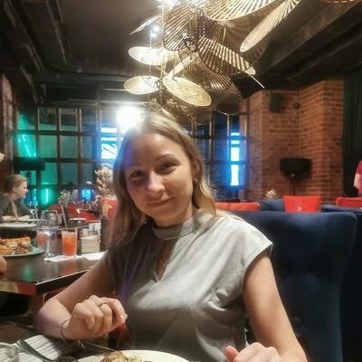 Katya, 35, Moscow