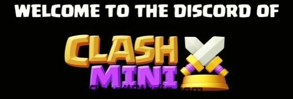 У Clash Mini появился официальный дискорд-сервер! Ссылка на