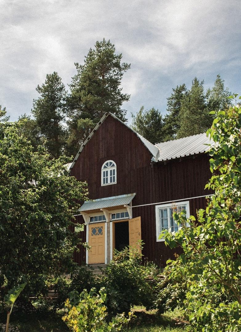 хутор MILKA (КuuskaMILKAmäki)