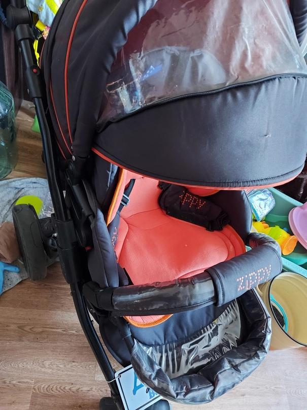 Детская коляска Zippy в отличном | Объявления Орска и Новотроицка №23883