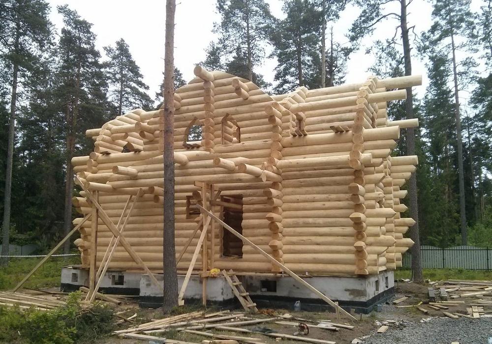 Купить готовый сруб или построить дом под себя