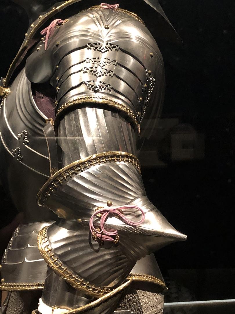 15 век: высокие технологии в доспехах для рыцарских турниров Максимилиана I, изображение №6