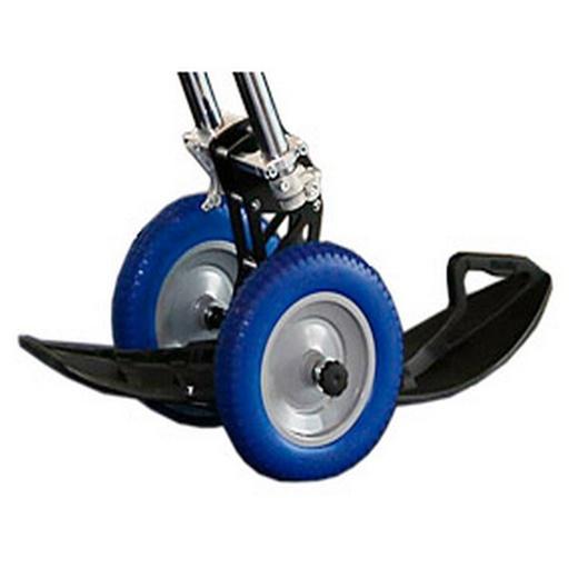 Транспортир. колеса на лыжу