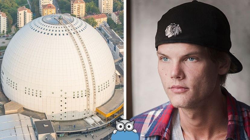 """HYLLNINGEN: Globen byter namn till """"Avicii Arena"""" – för att lyfta frågan kring psykisk ohälsa"""