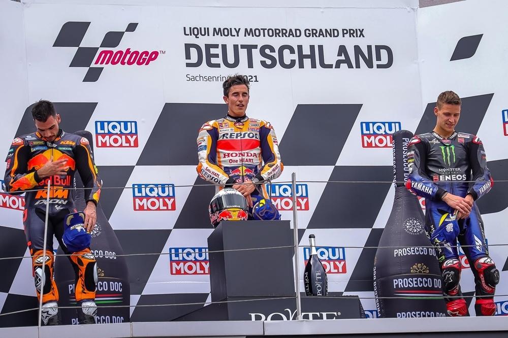 Результаты Гран При Германии 2021