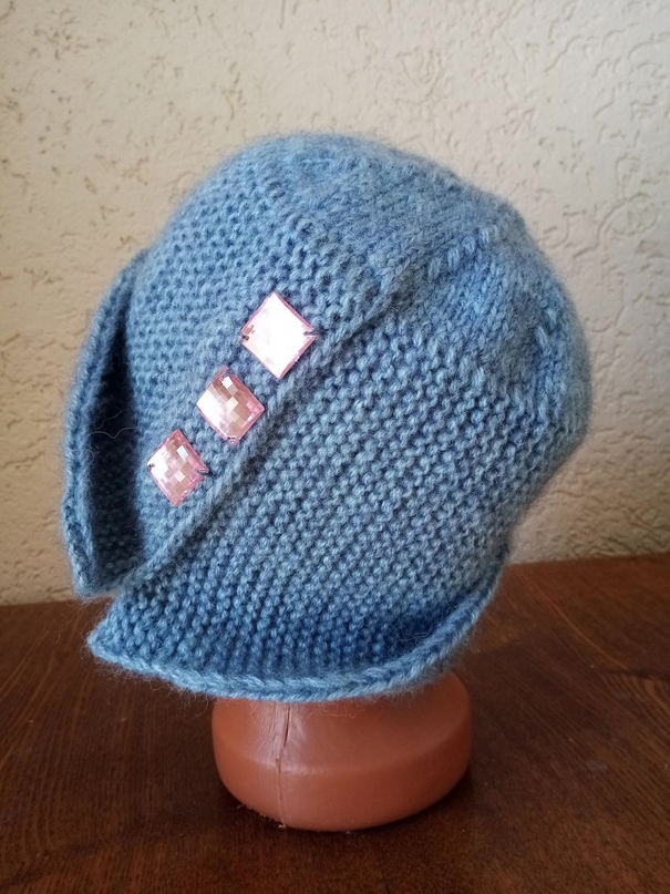 Женская шапка, ручная работа, новая, | Объявления Орска и Новотроицка №28492