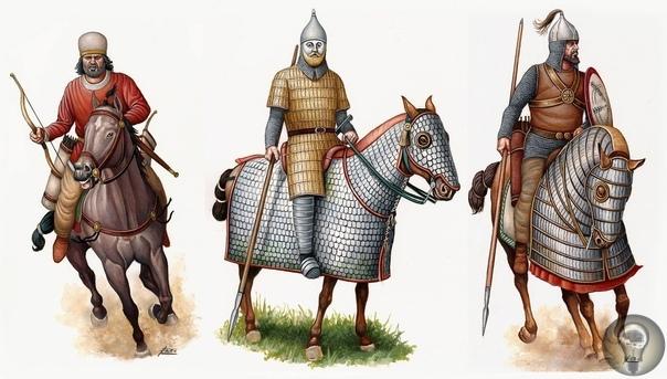 Персидская мощь  грозные враги Рима