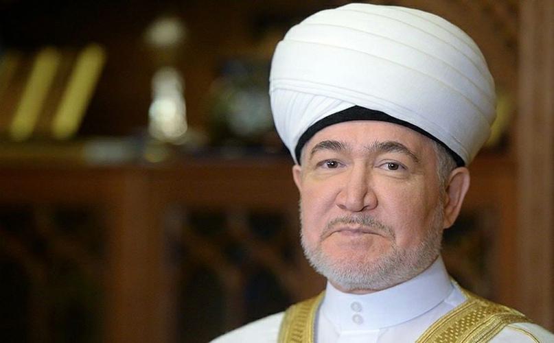 Главный муфтий России призвал таджикистанцев и кыргызстанцев забыть о ненависти и мести