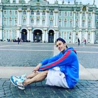 Фотография Сережи Фарафонова