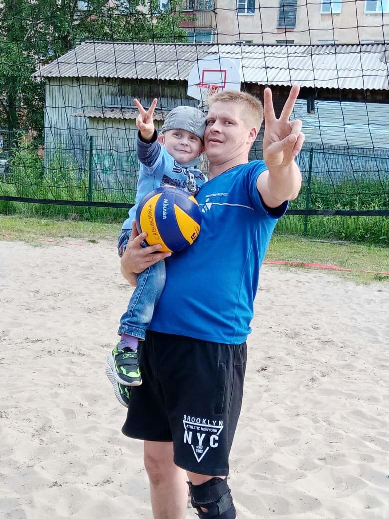 Андреи, 34, Savinskoye
