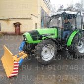 Отвал бульдозерный гидроповоротный для трактора DEUTZ-FAHR AGROLUX 4/80 DT E2