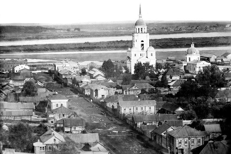 Покровский Кафедральный Собор, архивное фото
