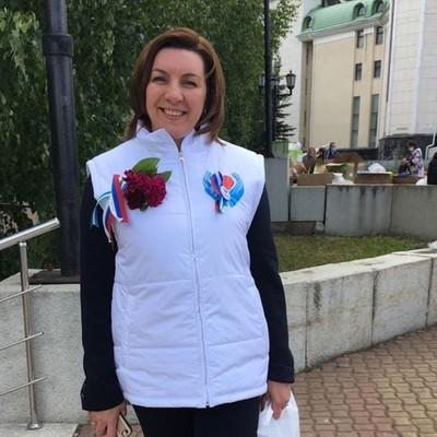 Елена Галимулина