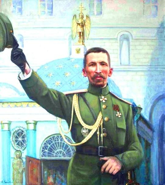 Будущий генерал Лавр Георгиевич Корнилов родился в 1870 году в Усть-Каменогорске, а 19 августа 1914 года, уже будучи генералом, он был назначен начальником 48-й пехотной дивизии (будущей