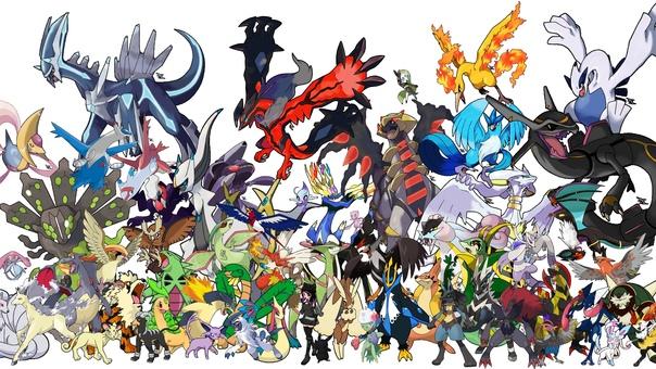 pokemon legendary wallpaper - HD4500×2350