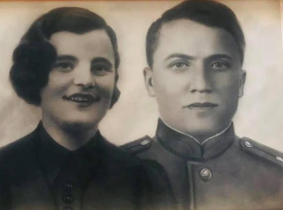 Родители В. Н. Кучера