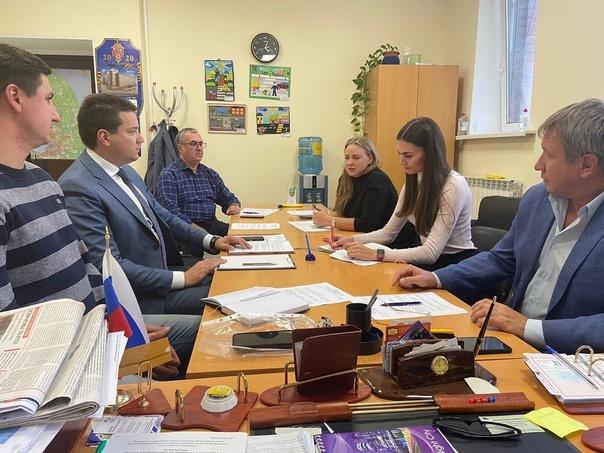 сентября 2021 года состоялось заседание Совета общественной палаты Всеволожского муниципального района