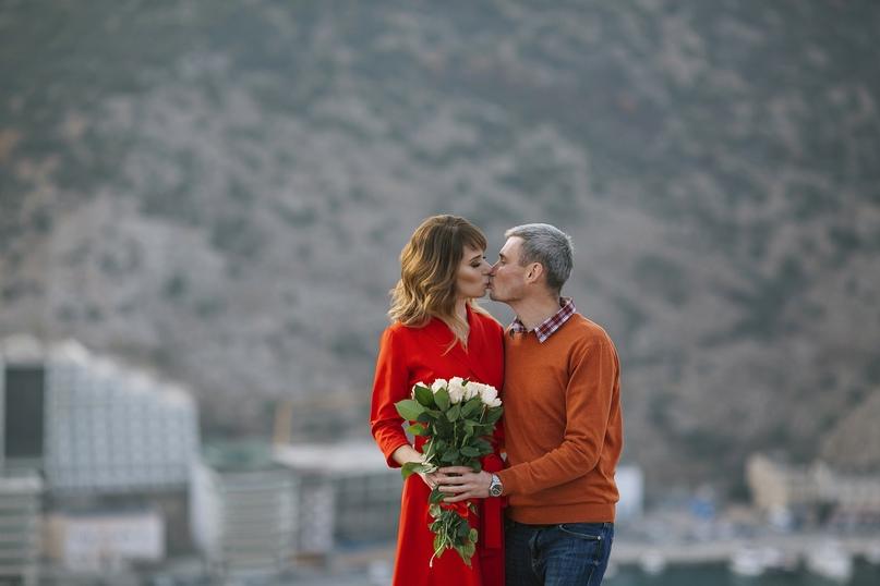 Love Story фотосессия в Балаклаве - Фотограф MaryVish.ru