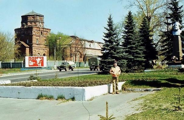 Пол века в самом центре города #Раменское стояла и...