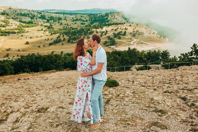 Love Story фотосессия в Алупке - Фотограф MaryVish.ru