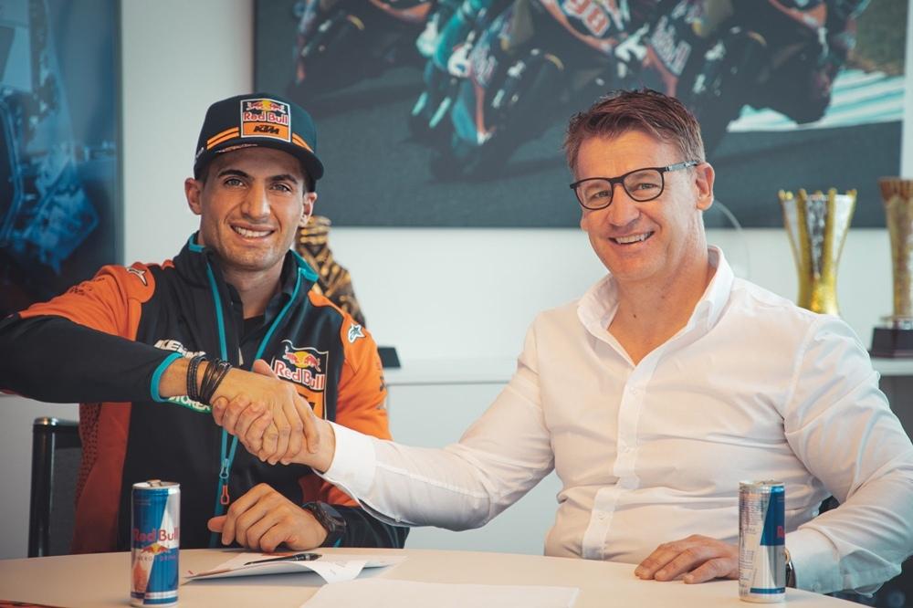 Чемпион ралли Дакар Кевин Бенавайдс перешел в команду Red Bull KTM Factory Racing