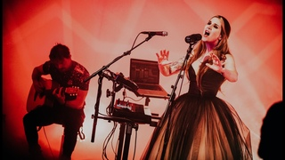"""Charlotte Wessels - """"Soft Revolution"""" Live with Timo Somers at Tim Tronckoe's Studio 23"""