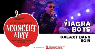 Viagra Boys | Watch A Concert A Day #WithMe #StayHome #Discover #Live #Music